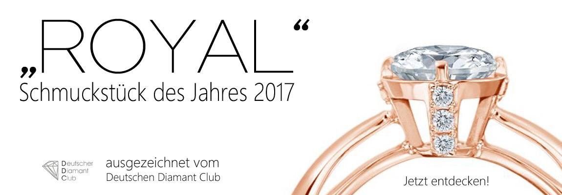 """Vom DDC ausgezeichnet: """"Royal"""""""