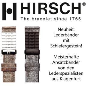 High Performance Lederarmbänder von Hirsch aus Klagenfurt High Performance