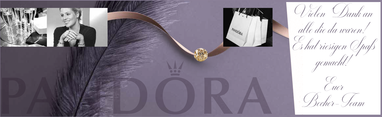 Pandora Ladys Night bei Juwelier Becher