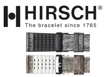 Lederbänder von Hirsch